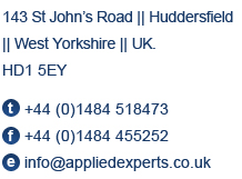 Applied Experts contact info